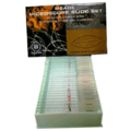 Meade #904 25 Piece Prepared Microscope Slides Set - 08051