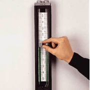Alta-Robbins Manometer CLEAN-OUT 30 In 100-30-A
