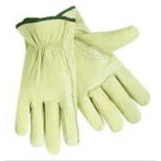MCR Safety Gloves Leather Keystn Xxl PK12 3211XXL