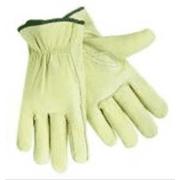 MCR Safety Gloves Leather Keystn Xxl PK12 3211XXL