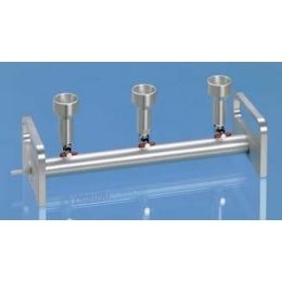 Filter Size 47 mm Non-sterile Pall 1235 in-line Filter Holder Anodized Aluminum