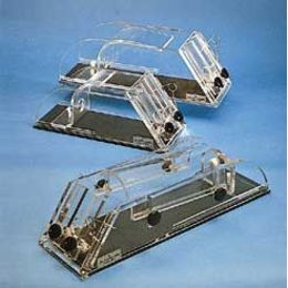 Plas-Labs Rabbit Restrainer 6x24x5in 501-TC