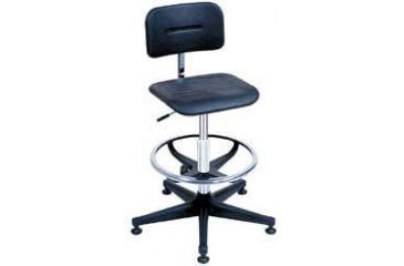 Lyon Metal Products Chair Cleanroom Adj HGT19 23IN NF2043CRN Lyon Metal Pro