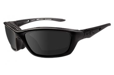 3872ed782fd ... Clear Gloss Black Frame 853. Wiley X Brick Black Ops Tactical Sunglasses    Goggles