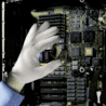 Ansell Healthcare Glove Hyflex Lite S6 Wht PK12 205565