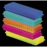 Axygen Axyrack Microtube Racks, Axygen Scientific R-50-BK 50-Well Microtube Racks