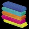 Axygen Axyrack Microtube Racks, Axygen Scientific R-50-R 50-Well Microtube Racks