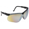 Uvex Genesis Protective Eyewear, S3244 Vapor Blue Frame