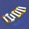 Bel-Art Circulus Stir Bars, Color-Coded F37172-5000