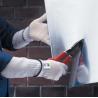 Best Manufacturing Gloves Unctd LT-WT 10G Lg 910-09