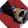 Best Manufacturing GLV,BLACK-KNIGHT,RGH10INPK12PR 7710R-10