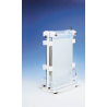C.B.S. Scientific Seq Kit Dual Adj 20X42CM 2 Pt DASG-400-20