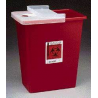 Covidien Container Sharps 8GAL Red CS10 8980S