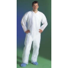 Dupont Coverall Clearoom Cleaned CS25 IC182BWH4X0C