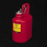 Eagle Manufacturing Lab Safety Cans, HDPE, Eagle Manufacturing 1510