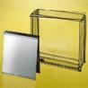 General Glass Blowing Stainless Steel Rack 80-6