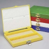 Heathrow Microscope Slide Boxes, 100-Place HS15994A