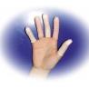 Interworld Network Antistatic Latex Finger Cots, InterWorld 10144-106 Pink