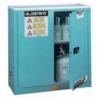 Justrite Cabinet Cor Acid Str Pgyb 12GL 891302