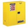 Justrite Cabinet Flam Liq W Manual 30GL 8930053