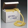 Kent Elastomer Amber Latex Rubber Tubing 808R 50' Reel Length