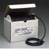 Kent Elastomer Black Latex Rubber Tubing BL1004R 50' Reel Length