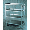 Lakeside Manufacturing Cart Multi Shelf 4 Shelf 21X33 446