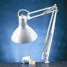 Luxo Corporation Lamp Combo Gray W/BRACKET LC1ALG