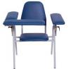 Med-Care Mfg Phlebotomy Chair Upholst Blue 12CUSBLUE