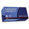 Microflex Safegrip Powder-Free Latex Gloves, Microflex SG-375-L