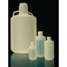 Nalge Nunc Bottles and Carboys, Fluorinated High-Density Polyethylene, Narrow Mouth, NALGENE 2097-0050