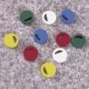 Nalge Nunc Cryogenic Vial Closure Color Coders, Polystyrene, NALGENE 5045-0000