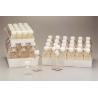 Nalge Nunc NALGENE Square Media Bottles, PETG, Sterile 342020-0500 Bottles With Screw Caps