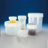 Nalge Nunc Polypropylene Straight-Sided Jars, NALGENE 2118-0001