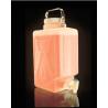 Nalge Nunc Rectangular Carboys with Spigot and Handle, Fluorinated High-Density Polyethylene, NALGENE DS2327-0020