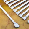 Nalge Nunc Stirring Rod, Polypropylene, NALGENE 6169-0010 Stirring Rod PK12