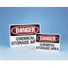 National Marker CHEM.SIGN Dngr PEST.STRGE10X14 D-160-PB