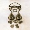North Safety Products/Haus Facepiece Halfmask Medium 770011M