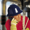 North Safety Products/Haus Full Brim Ratchet Hat Blue A49R070000
