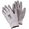 North Safety Products/Haus Glove PU/DYNMA Gry SZ10 PK12PR NFD16G/10XL