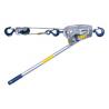 Lug-All 1-1/2ton Cable Winch-hoist W/l 447-330-R-SH