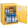 Justrite 4 Gal Cabinet Rosol W/pdl Hn 400-890500