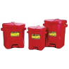 Eagle Manufacturing 14 Gal Oily Waste Can 258-937-FL