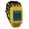 Jackson Halo X Yellow Flame Profession 138-3013587