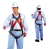 MSA Rose Pullover Harness Qwik-fit 454-502824