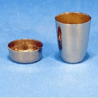 Parr Instrument Crucible Vol Matter W/COVER 3101