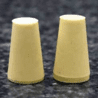 Plasticoid Rubber Stoppers, Solid 11-M180