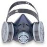 Honeywell 1/2 Mask Premier S-SER Rubb Lg 313510