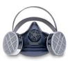 Honeywell 1/2 Mask Resp Prem Plus MD/LG 322510