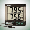 VWR Big Digit Four-Alert Alarm Thermometer 4142 Four-Alert Alarm Thermometer, °C